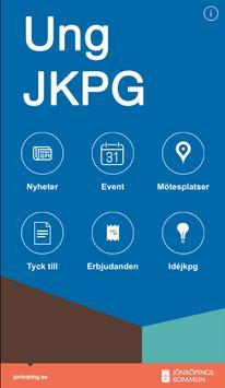 Ung JKPG poster