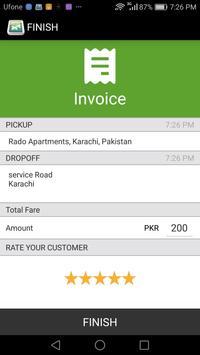 Pakcab apk screenshot