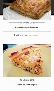 Pastel de Carne apk screenshot