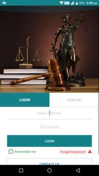 Rocks Law Firm apk screenshot
