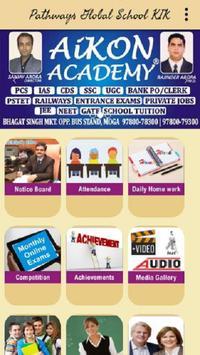Pathways Global School KIK poster