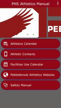PHS Athletics Manual apk screenshot