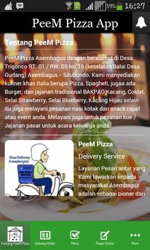 PeeM Pizza poster