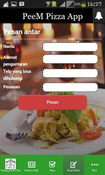 PeeM Pizza apk screenshot