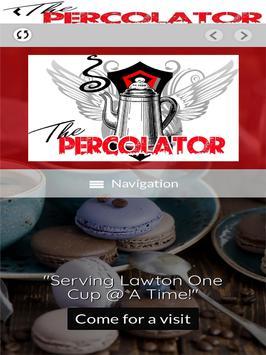Percolator Coffee House screenshot 7