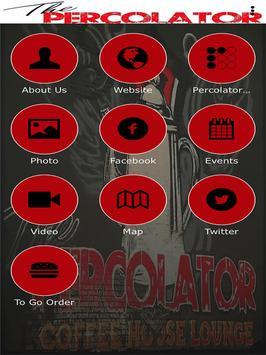 Percolator Coffee House screenshot 10