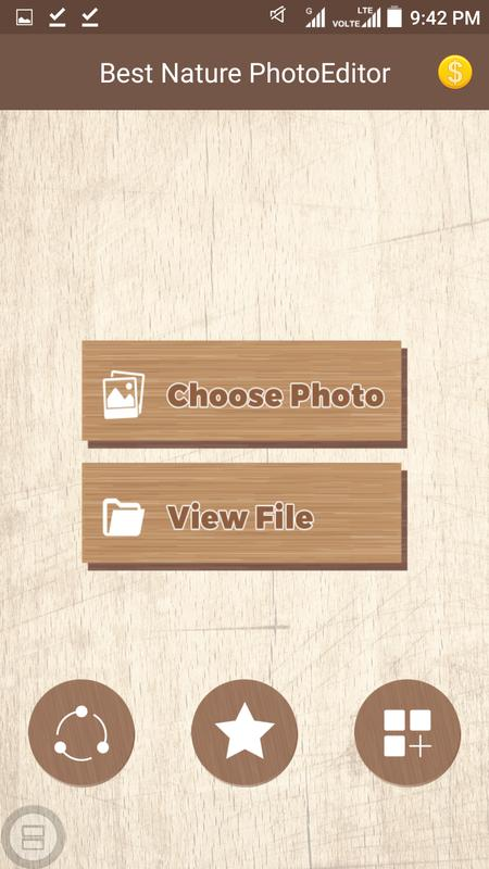 Best Nature Photo Frame Maker & Photo Editor APK Download - Free ...