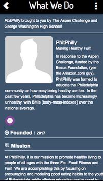 PhitPhilly apk screenshot