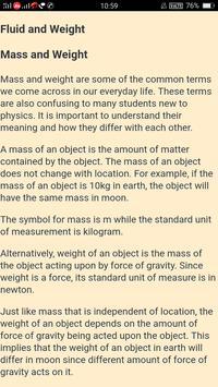 Physics screenshot 1