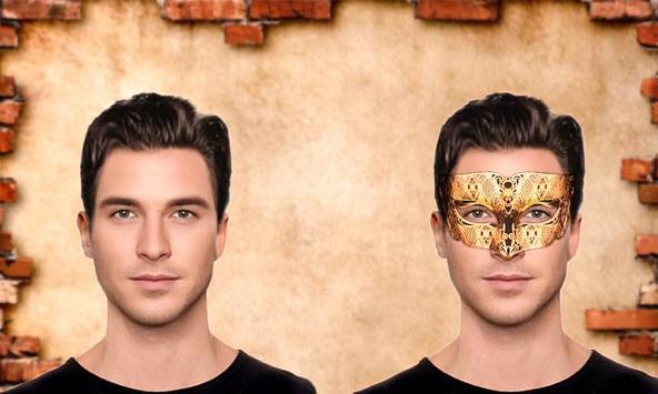 Face Masks Photo Editor screenshot 1