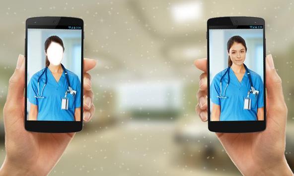 Nurse Photo Suit poster