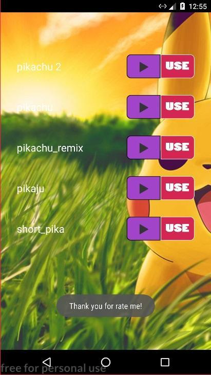 how to download pikachu ringtone in jio phone