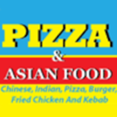 Pizza and Asian Food icon