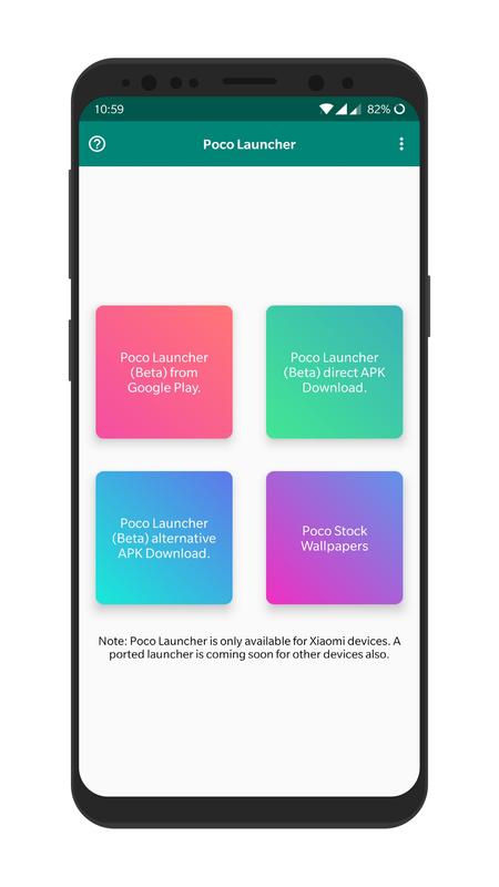 ⛔ Download poco launcher apkpure   POCO Launcher v2 6 7 8 Full Apk