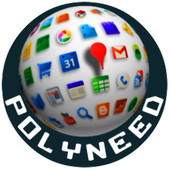 PolyNeed - All in one App icon
