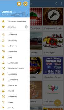 Portal de Cristalina apk screenshot