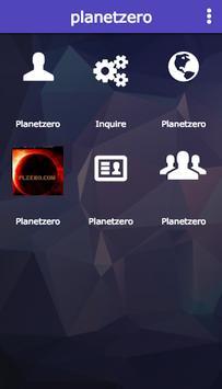 Planetzero poster