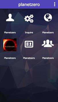 Planetzero apk screenshot