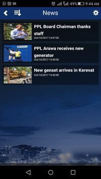 PNG Power Ltd apk screenshot