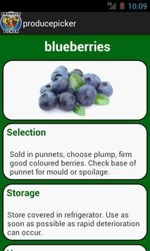 Grocery Helper Fruit Vegtables screenshot 2