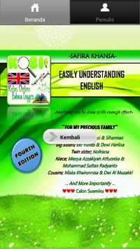 Understanding English - 4th Ed poster