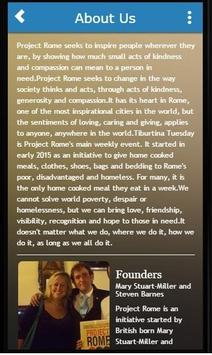 Project Rome poster