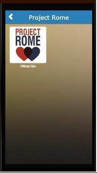 Project Rome apk screenshot
