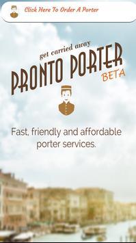 ProntoPorter poster