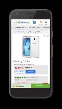 PriceHunt : Best Online Prices apk screenshot