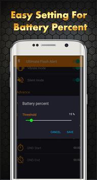 Flash Alerts 2018 Pro screenshot 4