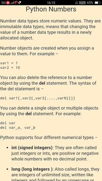 Learn Python in 27 days only screenshot 3