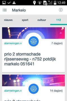 Hofnieuws apk screenshot