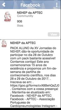 NEHEP App apk screenshot