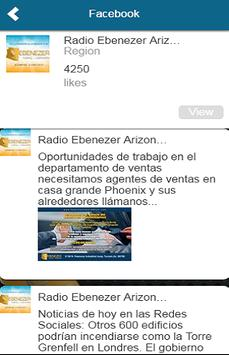 Radio Ebenezer 580 AM apk screenshot