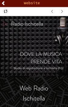 Radio Ischitella poster