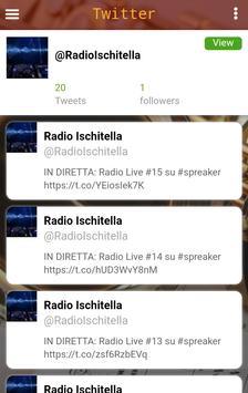 Radio Ischitella screenshot 2