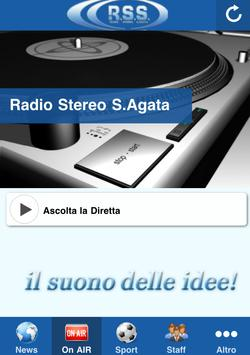 Radio Stereo S.Agata screenshot 2