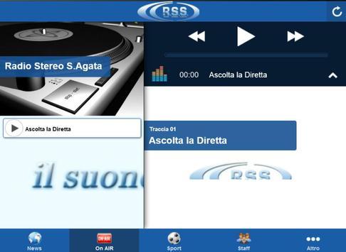 Radio Stereo S.Agata screenshot 4