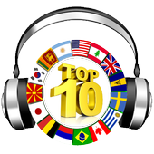 Top 10 radio in the world icon