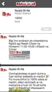Raidió Rí-Rá apk screenshot