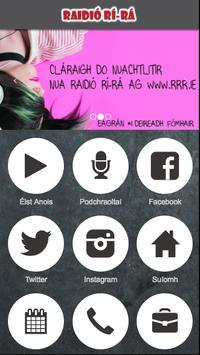 Raidió Rí-Rá screenshot 2