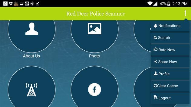 Canada Police Scanner +USA V2.1.2 screenshot 5