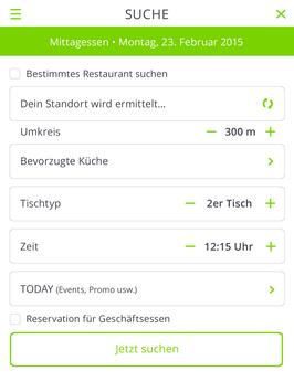 RestauranToday screenshot 5