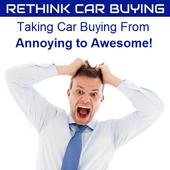 Rethink Car Buying icon