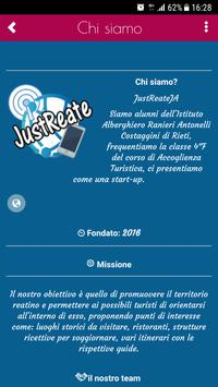 JustReate apk screenshot