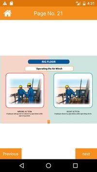 Rig Worker Safety Handbook screenshot 3