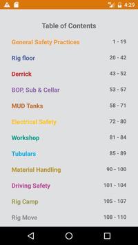 Rig Worker Safety Handbook screenshot 1
