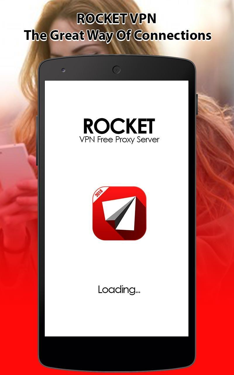 ROCKET VPN Free Proxy Server for Android - APK Download