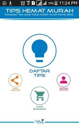 Tips Hemat Murah for Android - APK Download