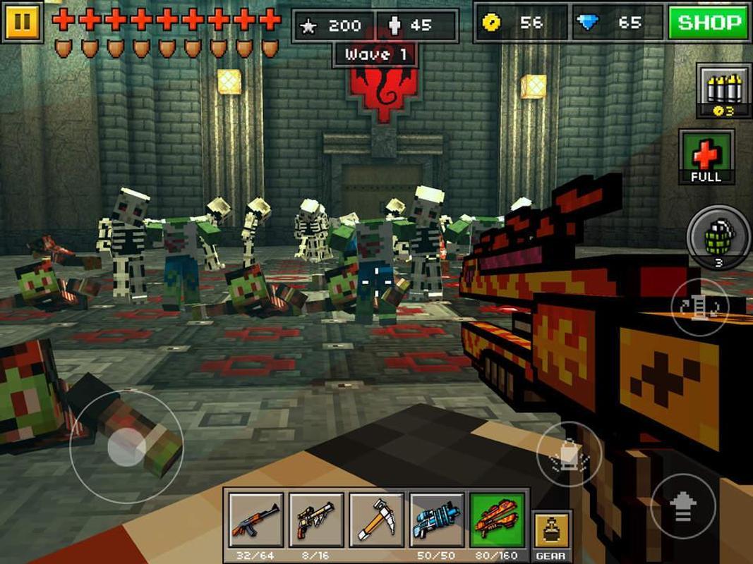 Pixel Gun 3d Download